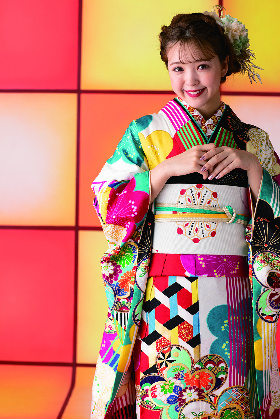 ≪2021年成人式振袖 新作展示会≫☆2021年に成人式を迎えるお嬢様へ☆